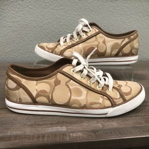 Authentic Coach Women Sneakers Size 8.5